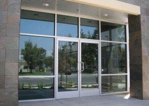 Commercial Lock Repair - Double Door