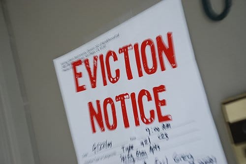 Eviction Process