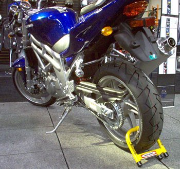 Motorcycle Locks and Security