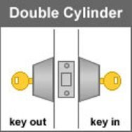 Residential Lock Security - Double