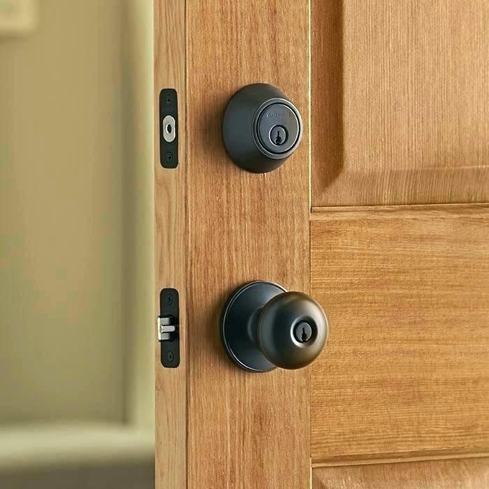 Residential Lock Security - Using Deadbolts