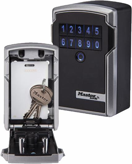 Master Lock Bluetooth Lock Box